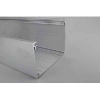 Hoofdafbeelding van Pext Aluminium Siergootset 7060 mm, compleet