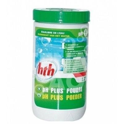 Foto von HTH pH-Plus Pulver 1,2 kg