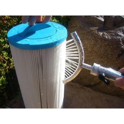 Foto von Filter Flosser -Reinigungsgerät
