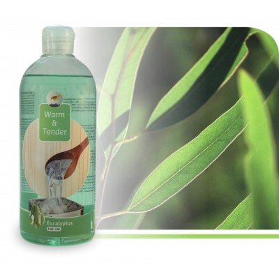 Hoofdafbeelding van Warm and Tender Concentraat Eucalyptus 500 ml