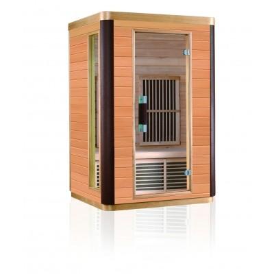 Hoofdafbeelding van Gartenpro Infrarood Sauna Linea 1