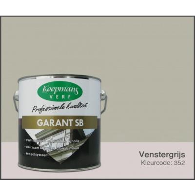 Hoofdafbeelding van Koopmans Garant SB, Venstergrijs 352, 2,5L