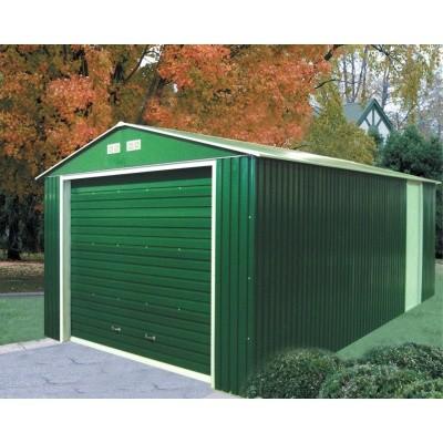 Foto van Duramax Garage 12x20, Groen