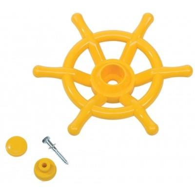 Foto von AXI Steuerrad Boot - gelb