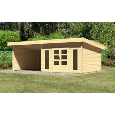 Hoofdafbeelding van Woodfeeling Northeim 5 met veranda (77795)