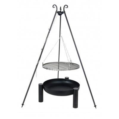 Hoofdafbeelding van Farmcook Swing Grill Viking ø 50 cm + Vuurschaal Pan38 60 cm