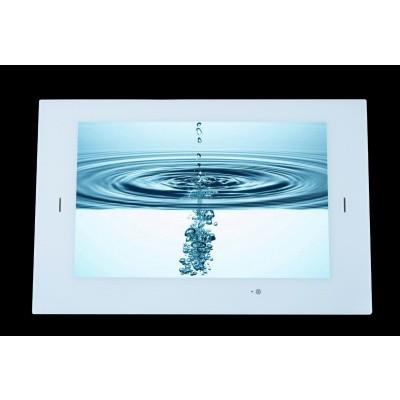 Foto van SplashVision Waterdichte LED TV 19 wit