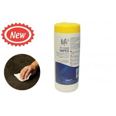 Foto van Life Spa Cover Wipes - reinigingsdoekjes
