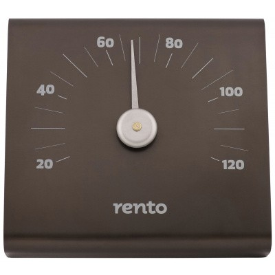 Foto van Rento Thermometer Bruin