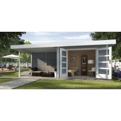 Hoofdafbeelding van Weka Designhuis 126 B Gr.1, 590x240 cm grijs
