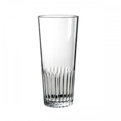 Foto van HappyGlass GG512 Beer Glass Ribbel 30 cl (set van 2)