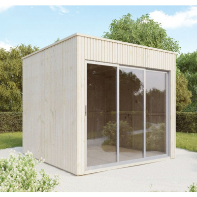 Hoofdafbeelding van SmartShed Tuinhuis Cube Novia 3042