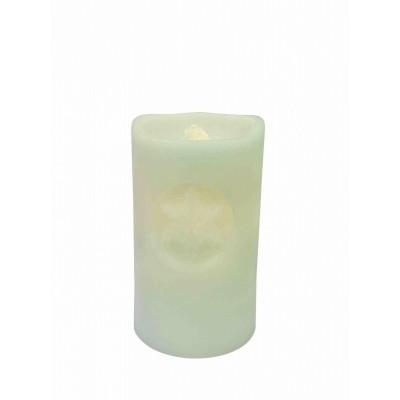 Foto van Azalp Snowflake water candle