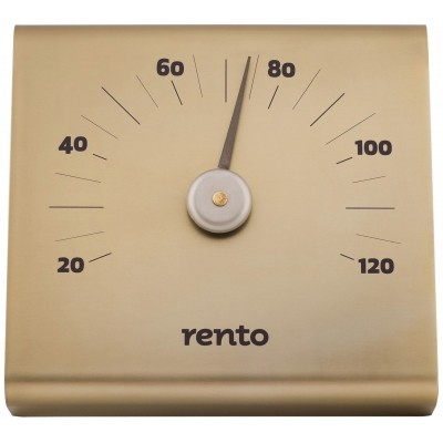 Foto van Rento Thermometer Champagne