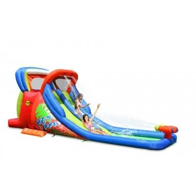 Foto van Happy Hop Hot Summer Double Water Slide