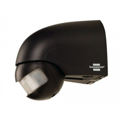 Foto van SLV Bewegingsmelder infrarood IP44 antraciet, 410865