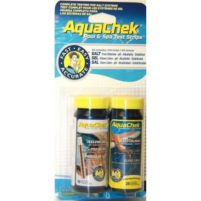 Foto van AquaChek Salt System Test Kit