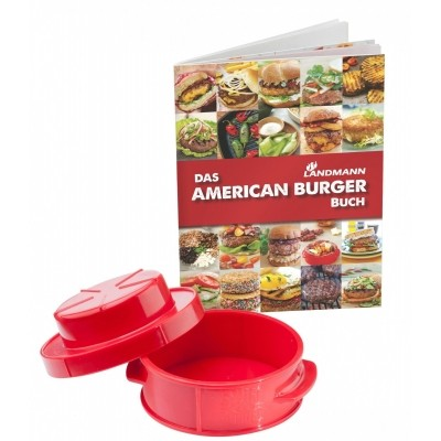 Foto van Landmann Selection American Burger Set (13709)