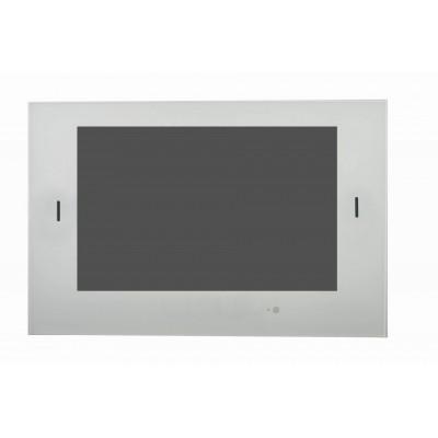Foto van SplashVision Waterdichte LED TV 17 zilvergrijs
