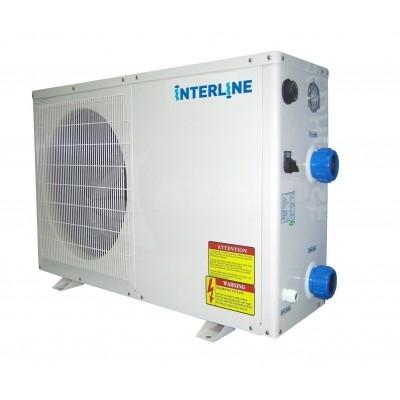 Hoofdafbeelding van Interline ECO 4,5 kW mono zwembad warmtepomp (0 - 18 m3)