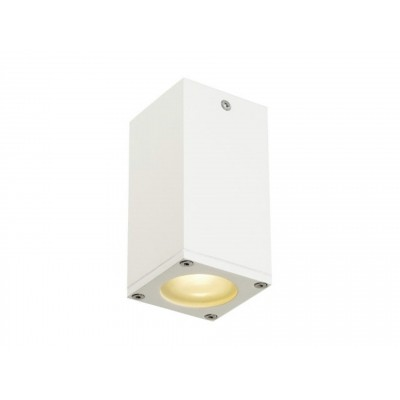 Foto van SLV THEO CEILING OUT SQUARE wit GU10, 229581