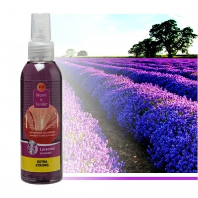 Foto van Warm and Tender Infraroodspray Lavendel 150 ml