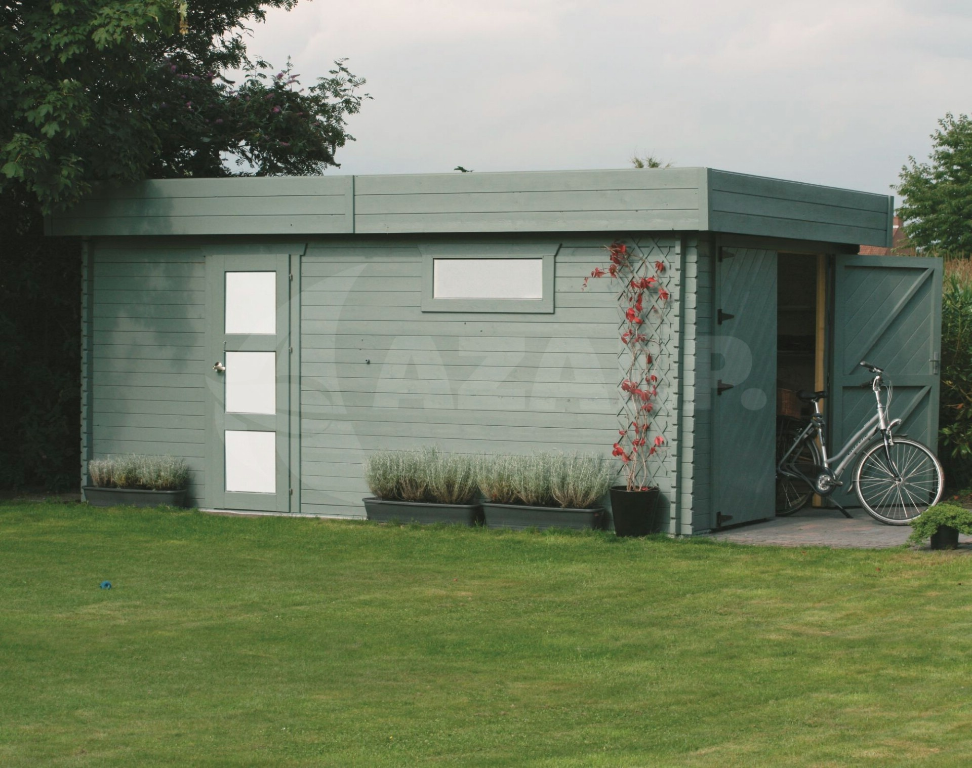 Kachel Voor Garage : Solid garage s8993 kopen bij azalp.nl