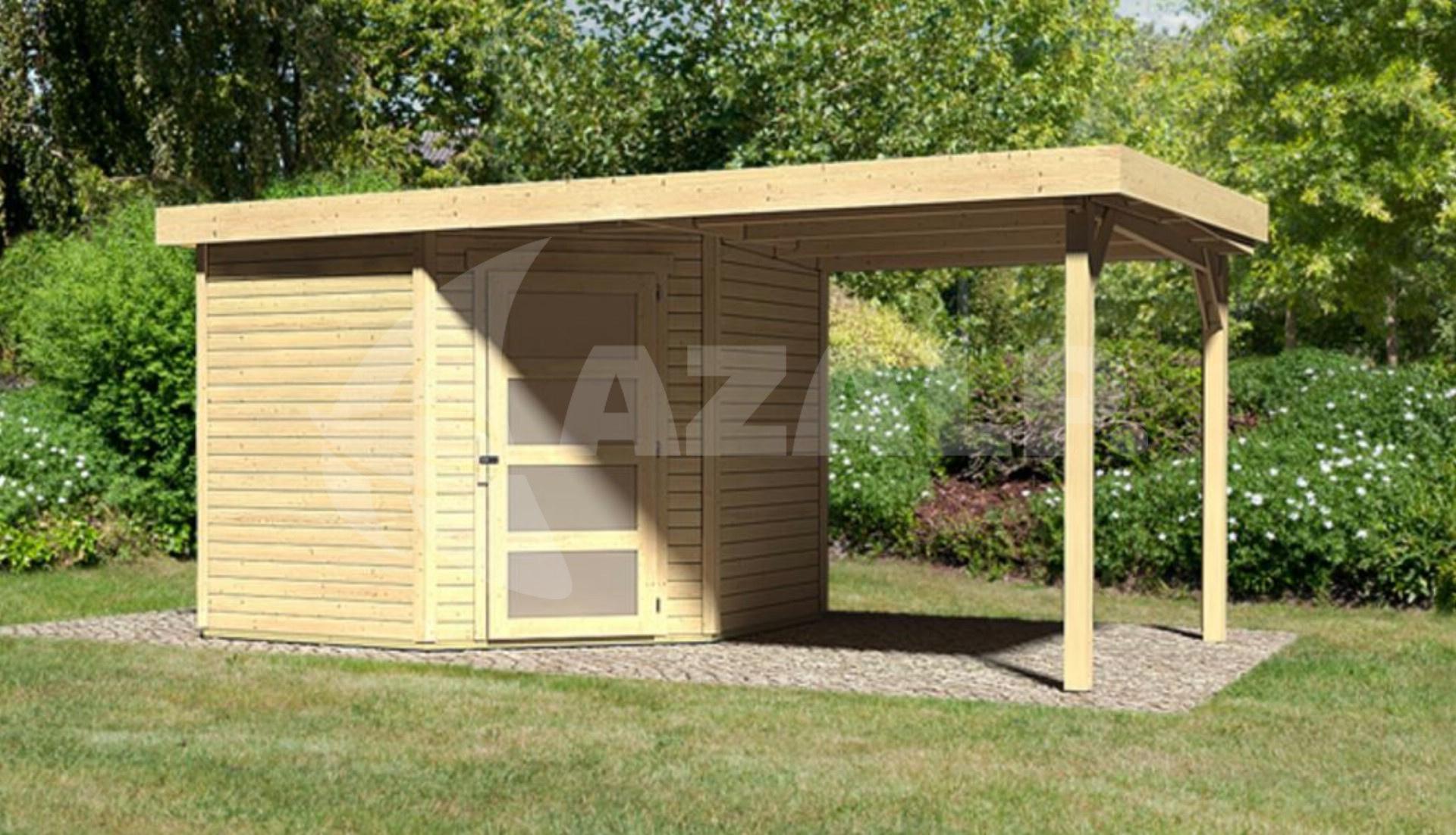 Garage Met Veranda : Schwandorf met veranda kopen bij azalp