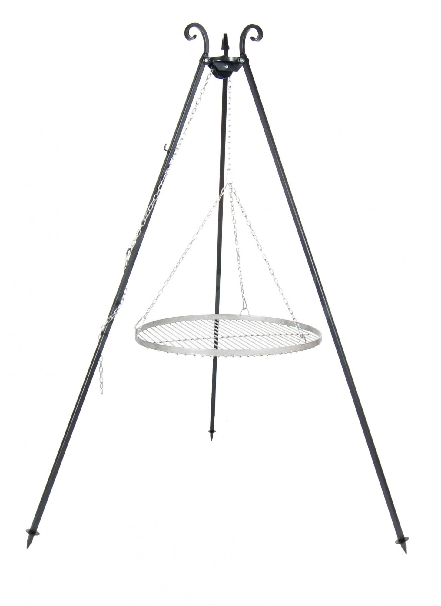 farmcook schwenkgrill viking edelstahl 60 cm kaufen bei. Black Bedroom Furniture Sets. Home Design Ideas