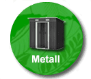Metall Gerätehäusern