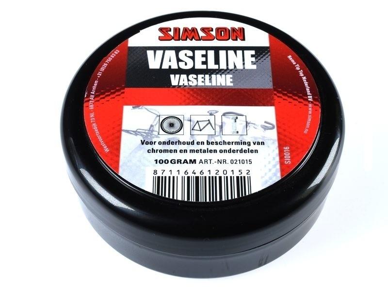 Simson Vaseline 100 gram 021015