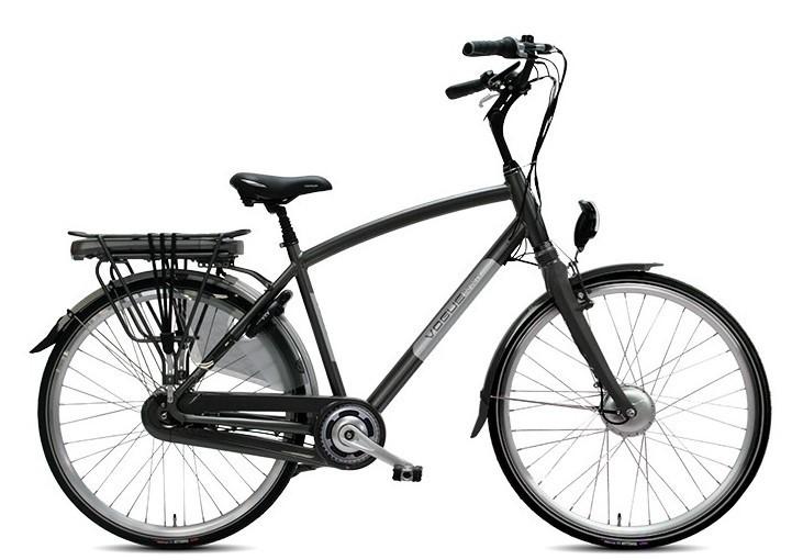 Vogue E-Bike Infinity 8V (10.4Ah) met voorwielmotor