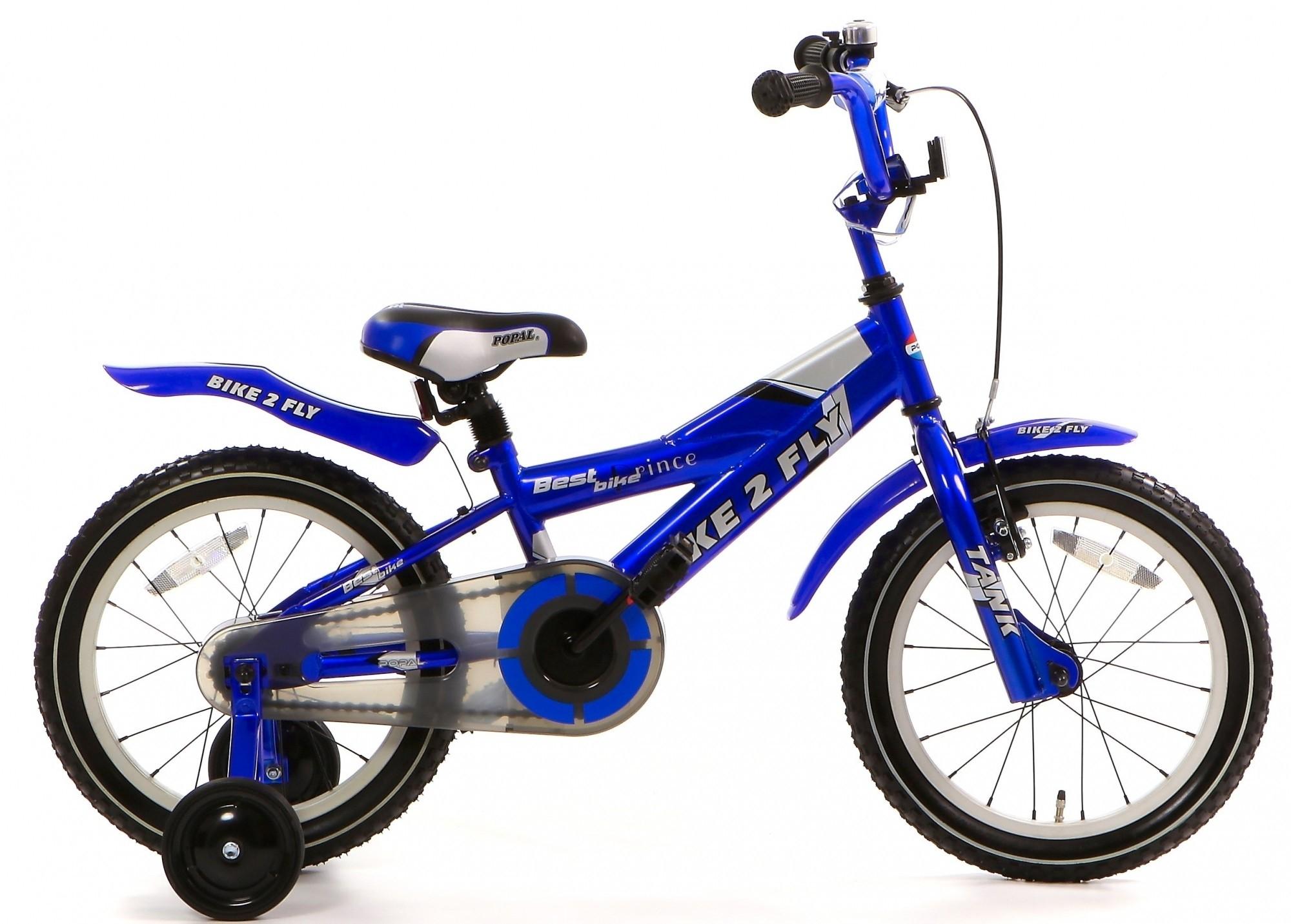 Popal Bike 2 Fly 16 inch (diverse kleuren)
