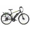 Afbeelding van Leader Fox E-Bike Sandy Gent 21V met achterwielmotor
