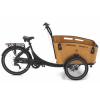 Afbeelding van Vogue E-Bike Bakfiets Superior 3 met achterwielmotor