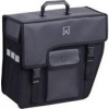 Afbeelding van Willex shopper afgeschuind rechts 17 liter zwart/matzwart