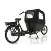 Afbeelding van Vogue E-Bike Bakfiets Carry 2 met middenmotor