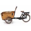 Afbeelding van Vogue E-Bike Bakfiets Carry 3 met middenmotor