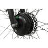 Afbeelding van Brinckers Boston heren elektrische fiets 8V met voorwielmotor
