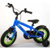 Afbeelding van Volare Rocky kinderfiets jongen 12 inch blauw