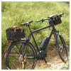 Afbeelding van Basil Miles MIK bagagedrager tas 7L black slate