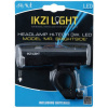 Afbeelding van IKZI-Light Koplamp Mr. Brightside Hi-Tech LED zwart
