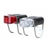 Afbeelding van IKZI-Light Stripties LED set elastiek bev. zwart/grijs