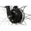 Afbeelding van Brinckers Boston dames elektrische fiets 8V met voorwielmotor