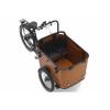 Afbeelding van Vogue E-Bike Bakfiets Superior 3 Deluxe met middenmotor