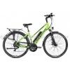 Afbeelding van Leader Fox E-Bike Sandy Lady 21V met achterwielmotor