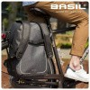 Afbeelding van Basil Urban Dry Backpack Fietsrugzak Grijs
