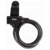 Afbeelding van AXA Rigid krulkabelslot 150cm / 8mm