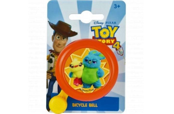 Toy Story 4 Ducky en Bunny fietsbel