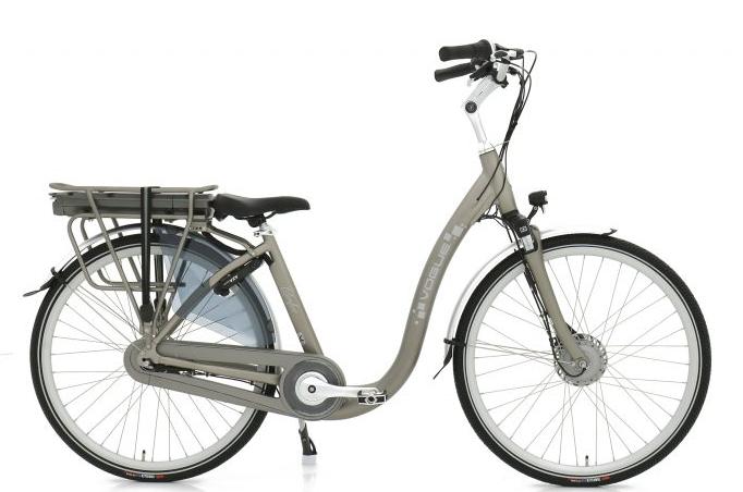 Vogue E-Bike Comfort 7 versnellingen met voorwielmotor
